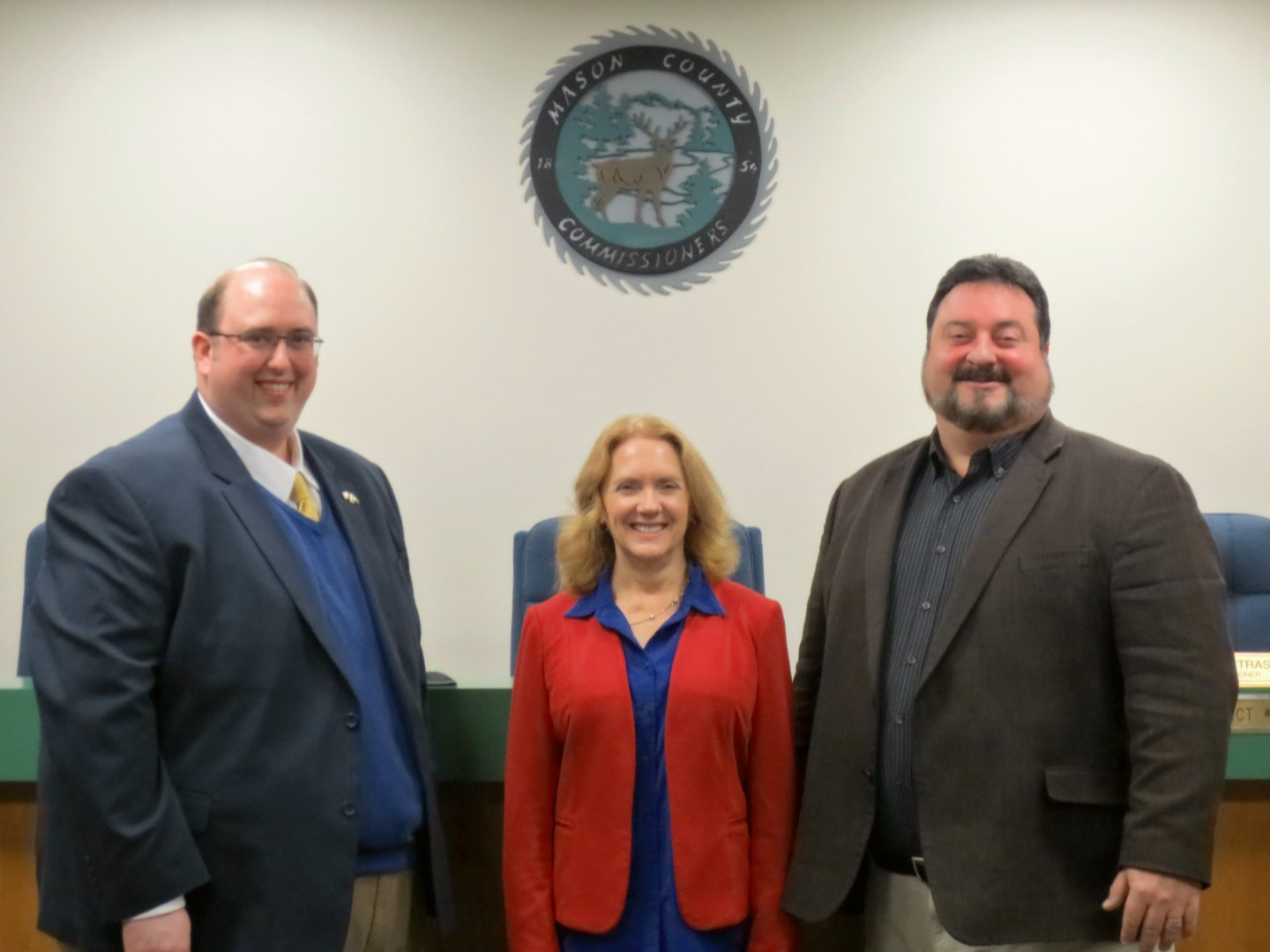 Mason County Commissioners