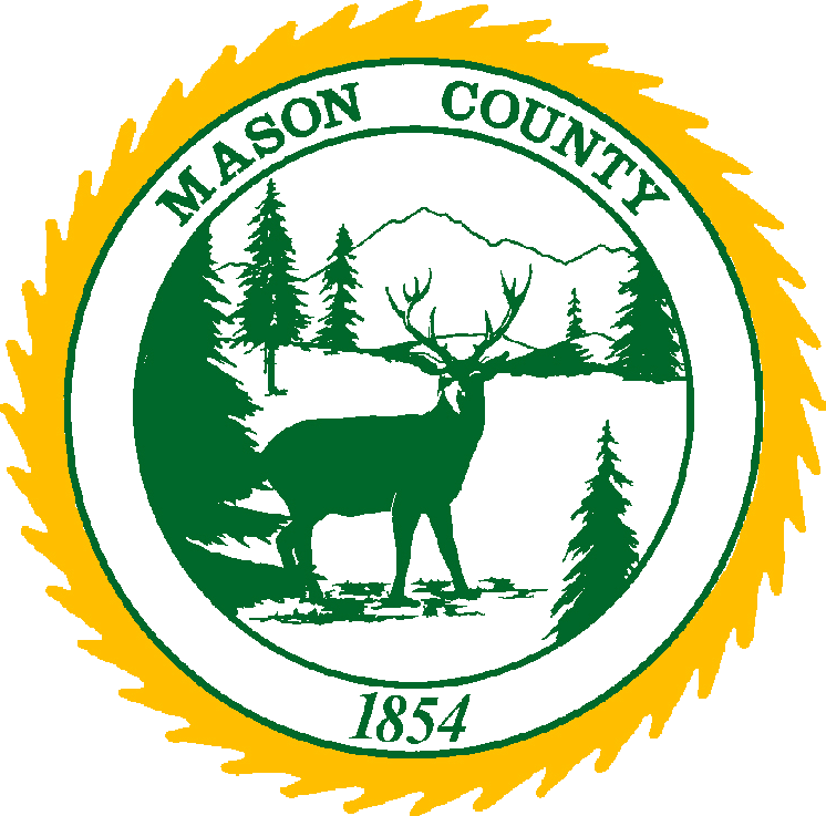 Mason County Washington Logo